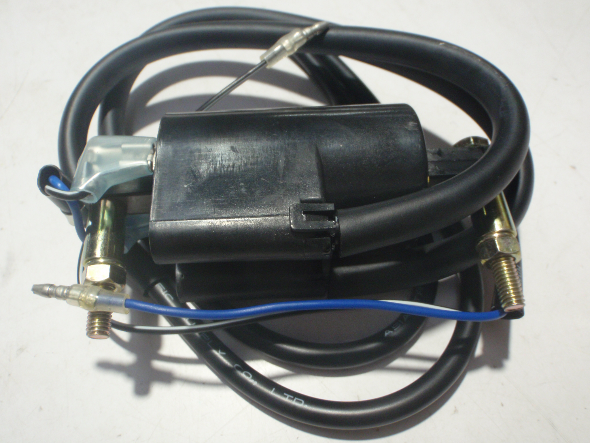 CH3 Twin lead 12 Volt points coil.